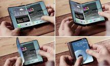 Samsung、折り畳みOLEDディスプレイの大量生産を今夏より開始か