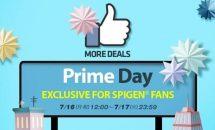 Spigen全商品が最大80%オフ、Amazonプライムデーで大特価セール7/16正午スタート