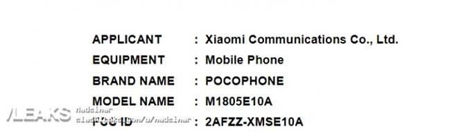 Xiaomi-FCC-20180709.01