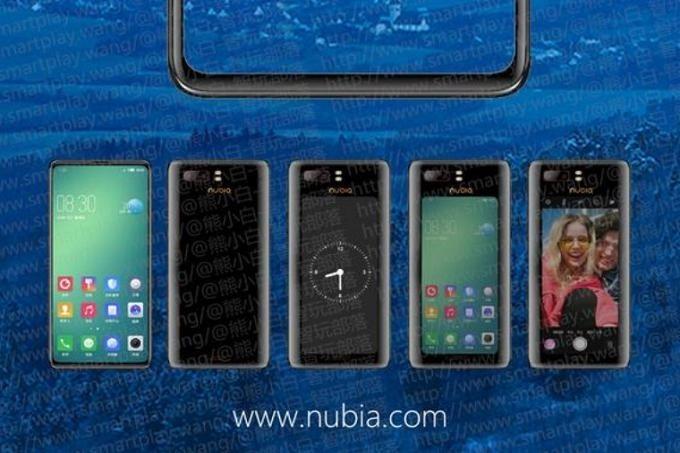 ZTE-Nubia-Z18S-shows