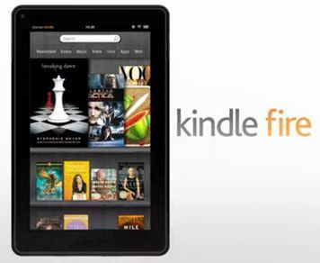 アマゾンの「 Kindle Fire 」 日本発売は10月か、端末と遅れた理由ほか