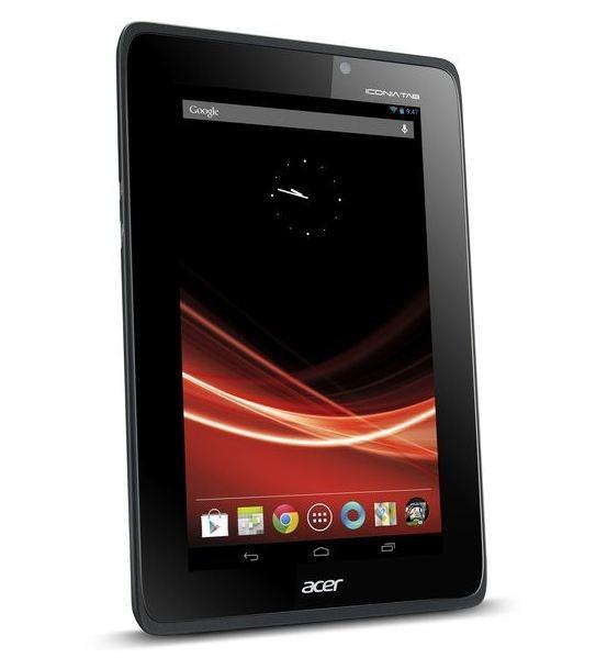 Nexus 7 の対抗馬「ICONA Tab A110」とスペック比較してみた