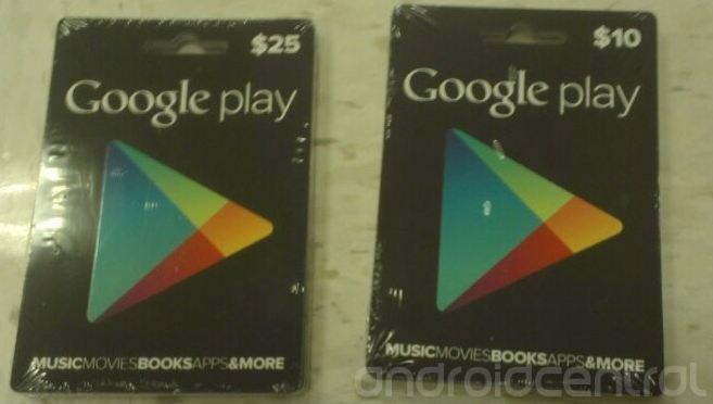 Google Playギフトカード提供か、進む巨人たちの進撃