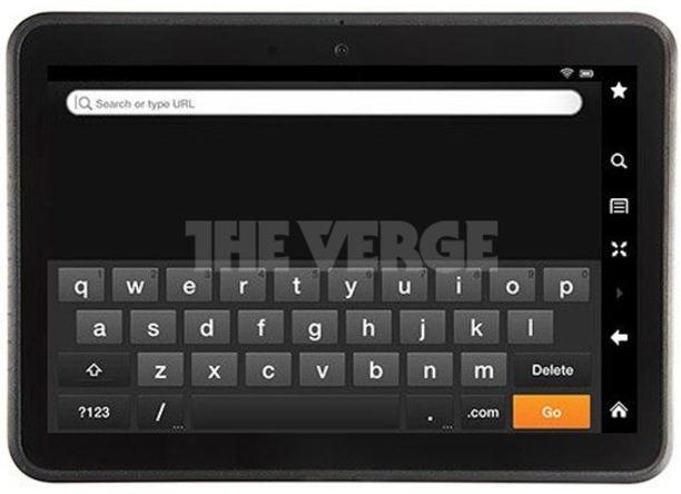 Kindle Fire 2登場間近、初代売切れのプレスリリース、画像流出も