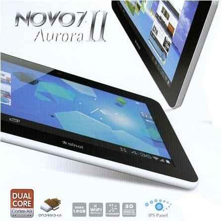 値下げ! ainol Novo 7 Aurora 2 が約11,000円になった件(5店舗)