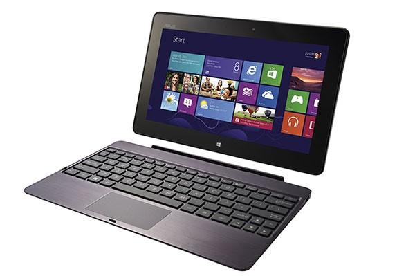 10.1インチ + 1366×768 + RAM2GB + クアッドコア + Windowsタブレット「 ASUS Vivo Tab RT 」