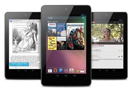 [続報] ほぼ発売決定!? Gooelg Nexus 7 登場で、どうなる中華Pad [コスト比較] – 真夜中のガジェッター第7話