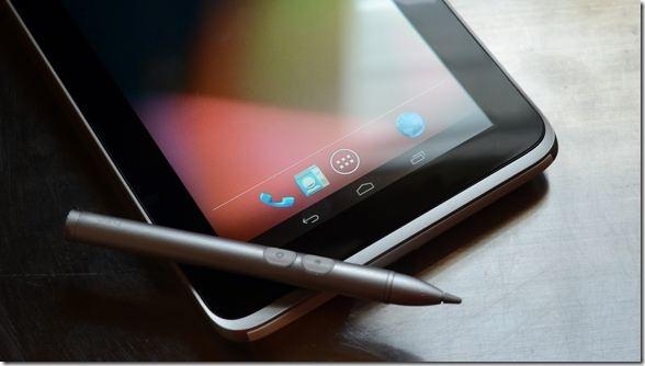ついに来る!? 7インチ / 筆圧感知 / アルミ / 厚さ7.1ミリ 「HTC Flyer 2」の情報
