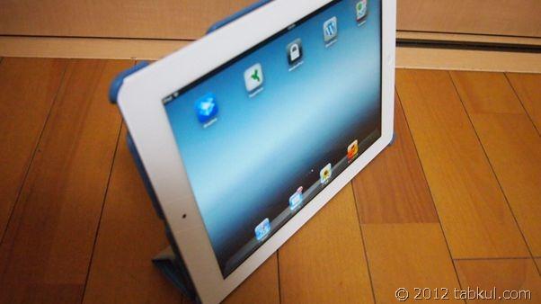 iPad カバーケース 購入レビュー、排熱とか磁石電源ほか画像22枚