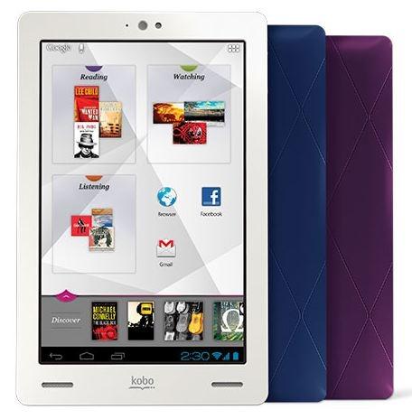 Google Nexus 7対抗 / Kobo / IPS液晶タブレットなど3機種追加