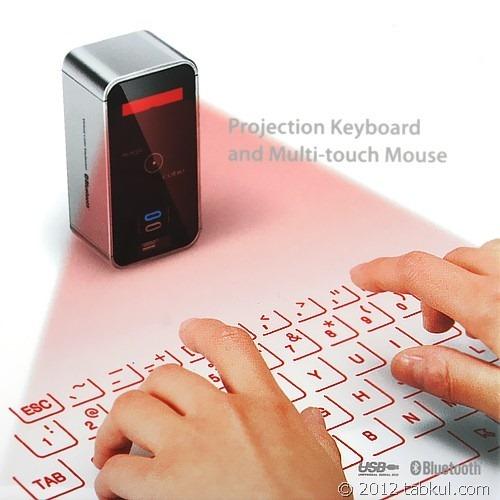 レーザーすぎる 極小 Bluetoothキーボード は7,980円