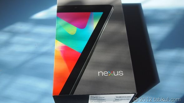 Nexus 7 (2012) 32GBモデルが14,800円で販売中