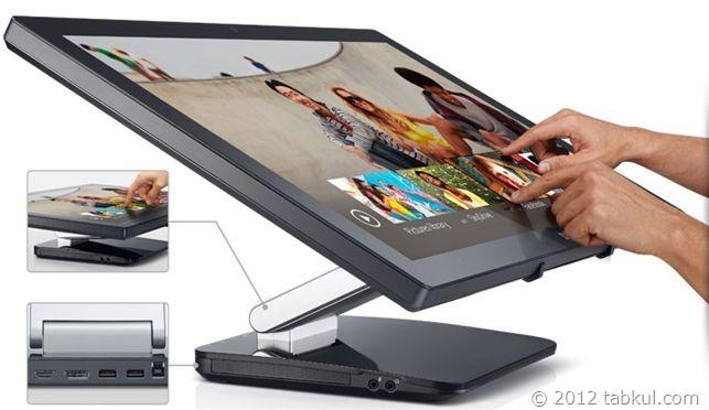 23型タッチスクリーン対応モニター「Dell S2340T」が販売中、54,980円