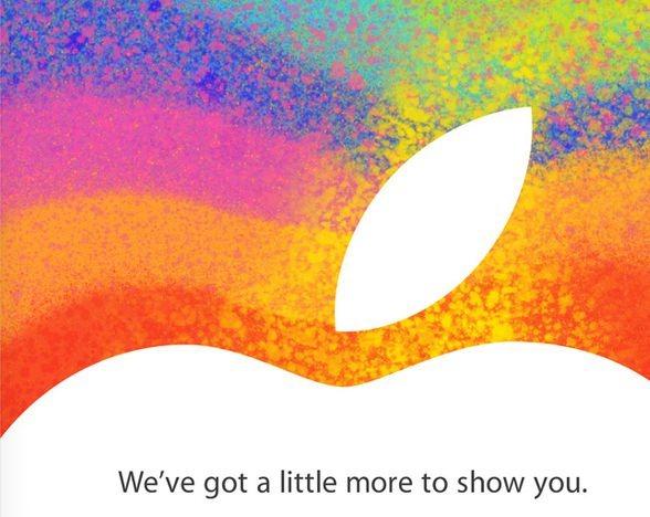 Apple 「iPad mini」 のイベントを10月23日開催と正式発表