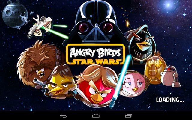 「Angry Birds Star Wars」が配布開始!ダウンロードしてみた