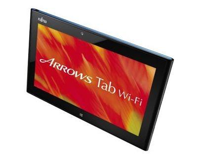 発売日 決定、「富士通 ARROWS Tab Wi-Fi QH55」は11月22日