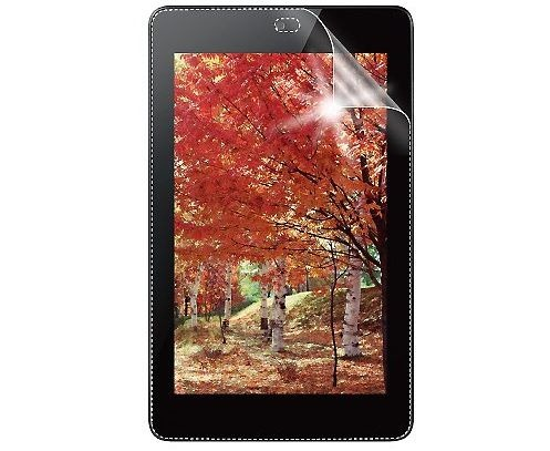 Nexus 7 用の液晶保護フィルム 4選(レビューと仕様、価格)