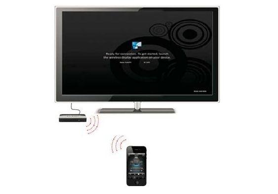 予約開始!Miracast対応 Push2TV (PTV3000-100JPS)は12月25日発売予定