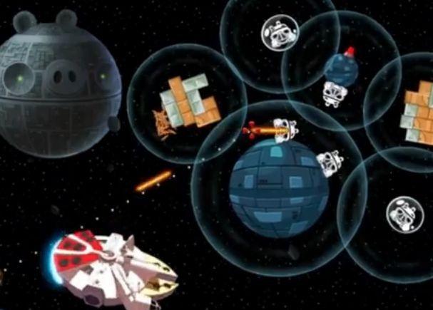 スターウォーズなアングリーバード!「Angry Birds Star Wars」は11月8日登場