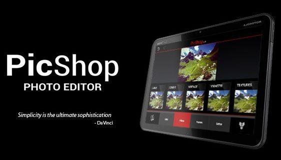 無料セール / iOS向け写真編集アプリ 「PicShop HD」 が450円から0円に