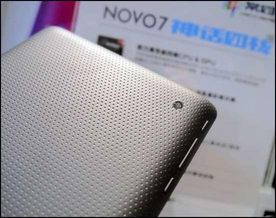 ainol、7インチ(1280×800) クアッドコア 「NOVO7 神話四核」を発表