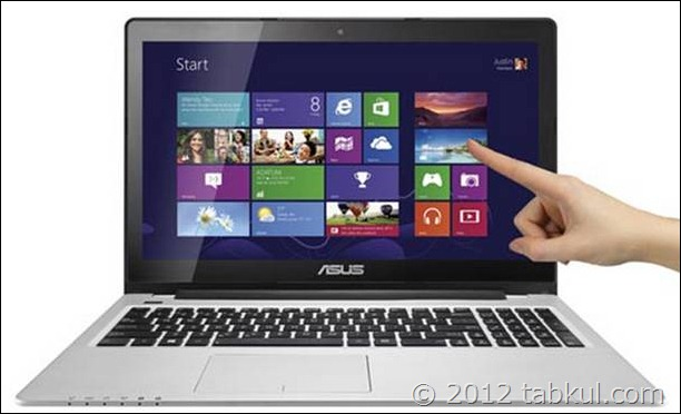 ASUS、Win8 / 15.6型のUltrabook「VivoBook S550CM/S500CA」を約6万円~発売へ