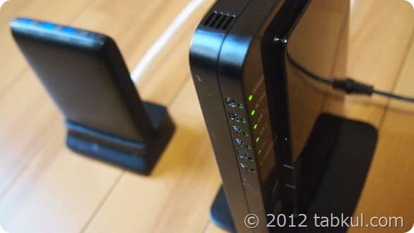 Wi-Fi 強化計画03 | Aterm WR9500N と nasne , WiMAX の出会い(接続編)
