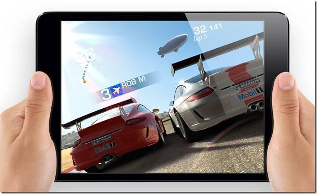 iPad mini Wi-Fiモデル を注文、やる事を考える