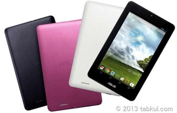 ASUS、7インチの低価格タブレット「Memo Pad」を149ドルで発表 / スペックから買いか考える