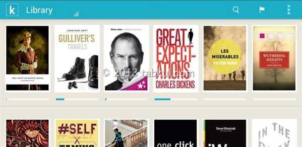 Kindle Fire HD レビュー 39 | 楽天kobo はインストールできるのか