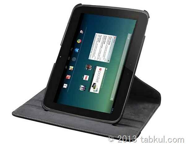 Nexus 10 専用ケース 4選 「スタンド対応限定」