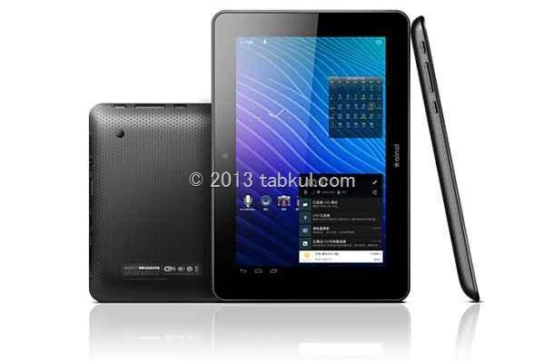 Nexus 7 相当のスペックで1.5万円以下「NOVO7 Venus」は買いか