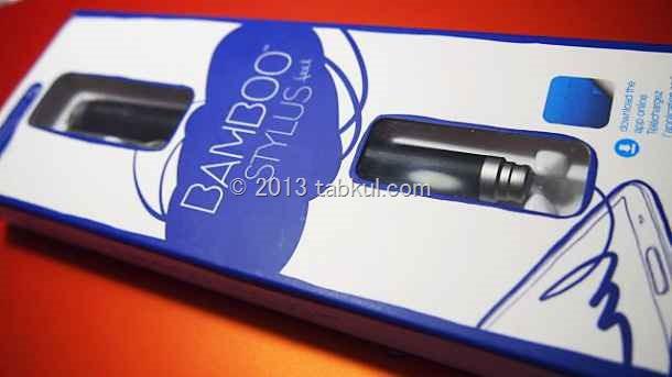 筆圧感知 対応の Bamboo Stylus feel「CS300UK」の試用レビュー、開封編