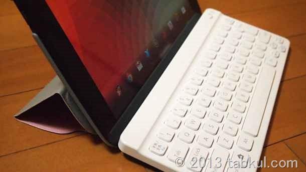 Nexus 10 レビュー 10 | ポケモンキーボード で日本語レイアウト 入力に対応する