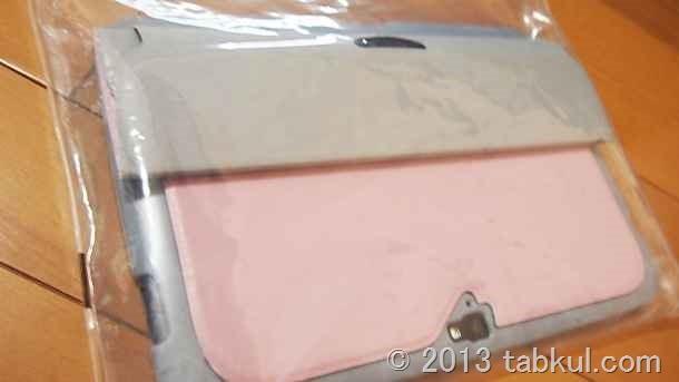 Nexus 10 レビュー 12   防水・防塵 ケース LOKSAK は使えるか