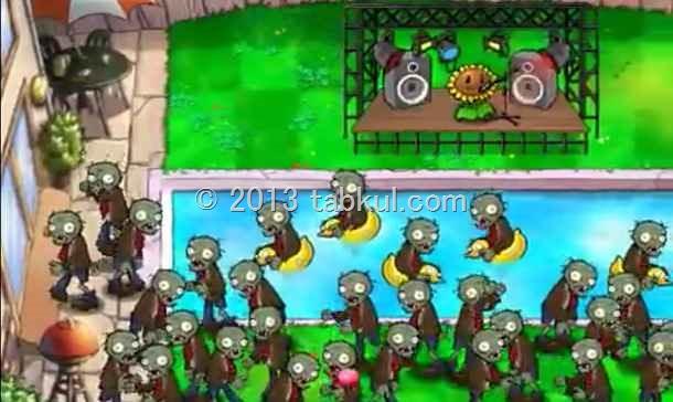 ゾンビから人間を守る植物たちの戦い、「プラント vs ゾンビ」の試用レビュー