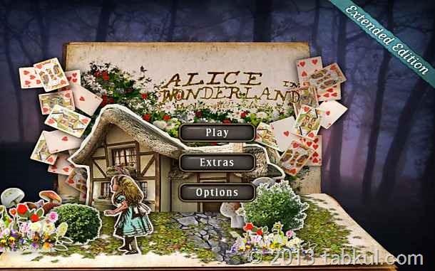 価格 0.99ドル、ウォリーをさがせ! 風ゲーム「Alice in Wonderland」の試用レビュー
