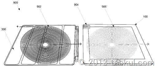 iPadの「Smart Cover」がワイヤレス充電器に!?アップルの特許内容