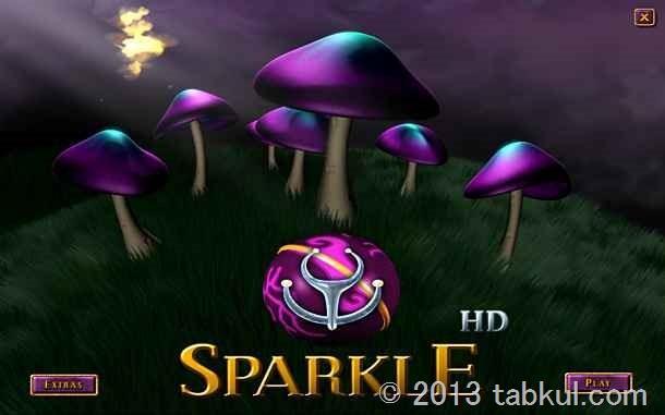 価格 199円、パズル&防衛ゲーム「Sparkle HD」の試用レビュー / Androidアプリ