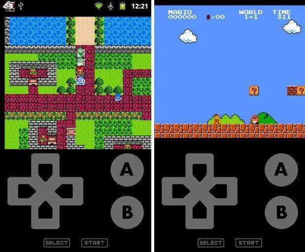ファミコンからPS、N64までAndroid 『エミュレータ』 アプリ まとめ(2013年4月時点)