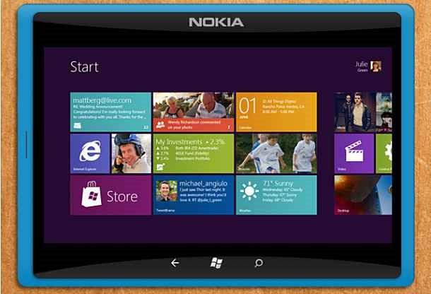 Nokia、Windowsタブレットを5月14日発表という噂
