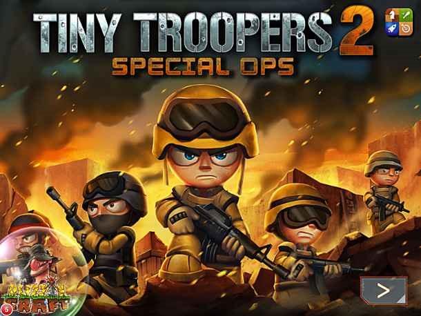 少数の部隊で戦場突破 iOSアプリ『Tiny Troopers 2: Special Ops』が無料配信中(通常85円)