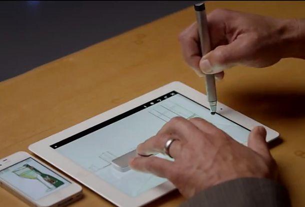 Adobeがタブレット用感圧ペン「Mighty」と定規「Napoleon」を公開、クラウド連携機能など