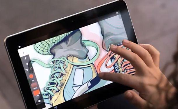 通常850円のIllustratorで開けるスケッチアプリ『Adobe Ideas』が無料配信中