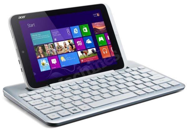 Acer、8.1インチ Windows 8 タブレット『Iconia W3-810』を6/4発表か