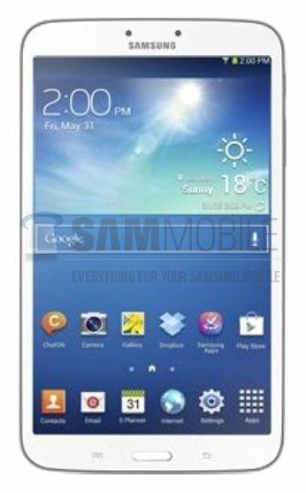 未発表『Galaxy Tab 3 8.0』の画像がリーク、6月末発売とも