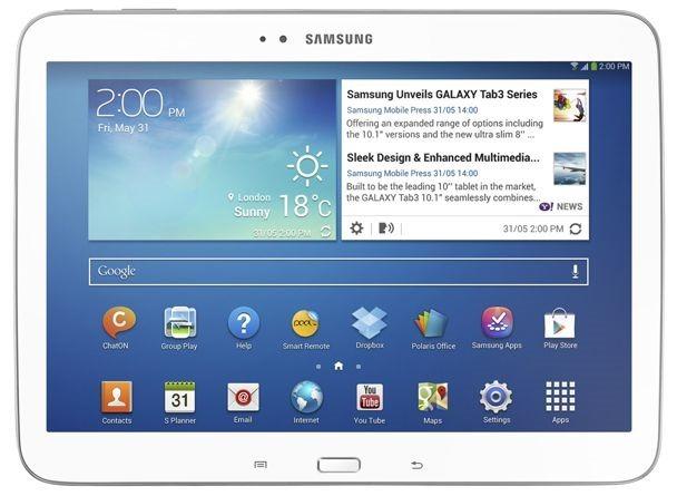 サムスン、『Galaxy Tab 3』3機種を7月7日発売、価格は199ドルから