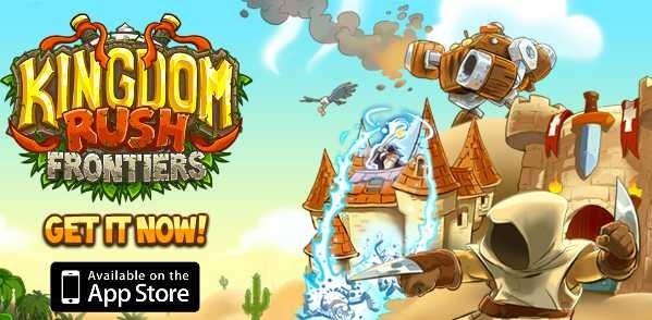 名作タワーディフェンスゲームの続編『Kingdom Rush Frontiers』が登場してた話(iOSアプリ)