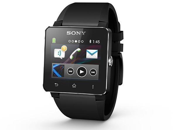 Sony、1.6インチ防水防塵『SmartWatch 2』発表(9月発売)