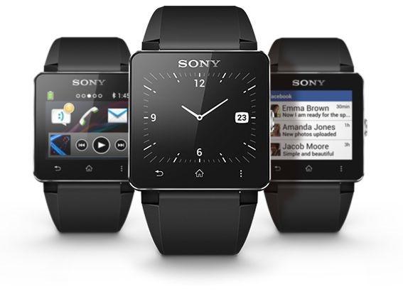Sony、『SmartWatch 2』の紹介動画(32秒)